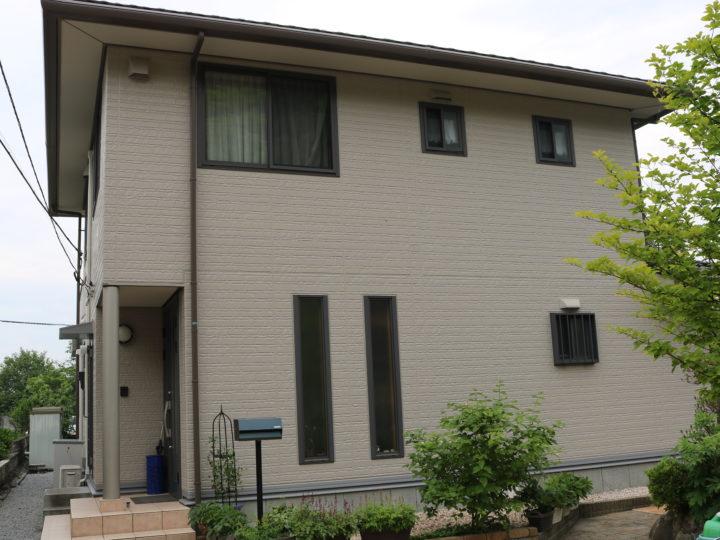 栃木県佐野市 外壁塗装 K様邸