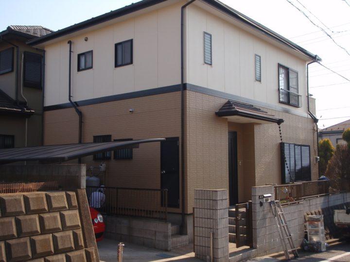 群馬県太田市 外壁塗装 ・ 屋根塗装 N様邸