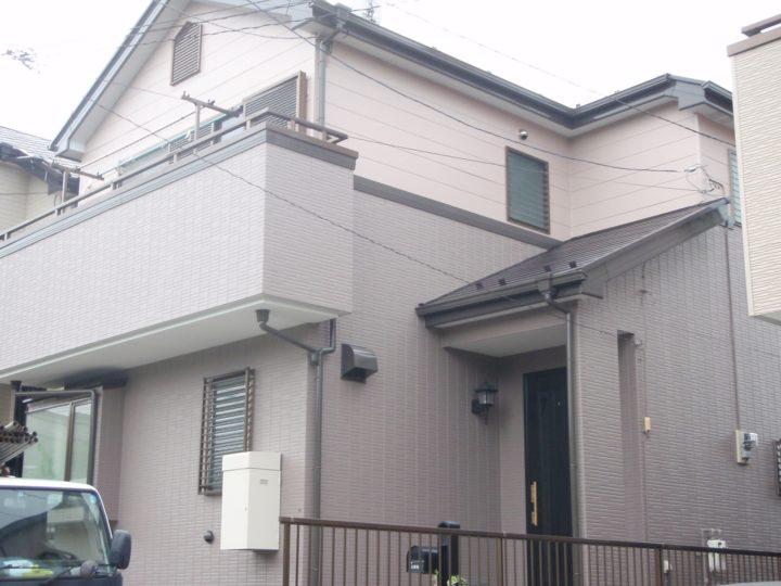 群馬県太田市 外壁塗装 ・ 屋根塗装 S様邸