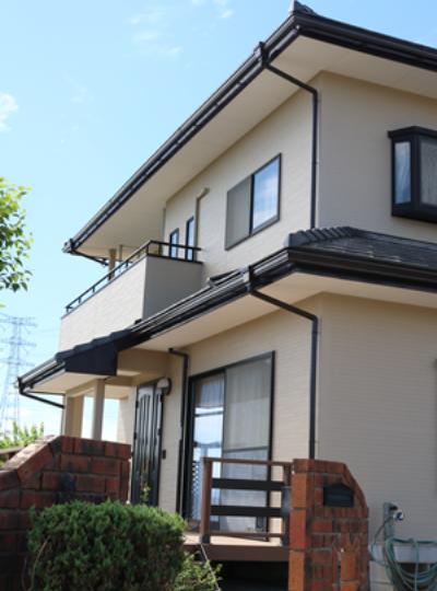 群馬県太田市 外壁塗装 S様邸