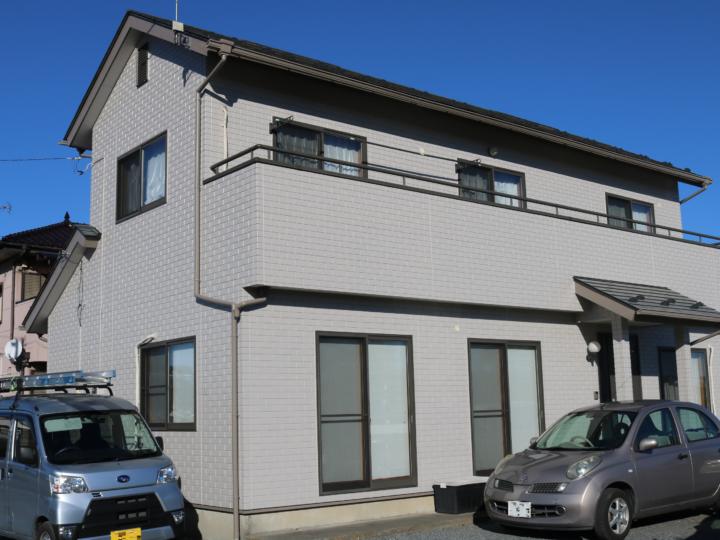埼玉県上里町 外壁塗装 T様邸