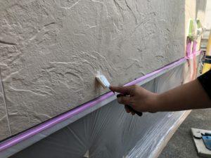 外壁塗装 割れ クラック 補修