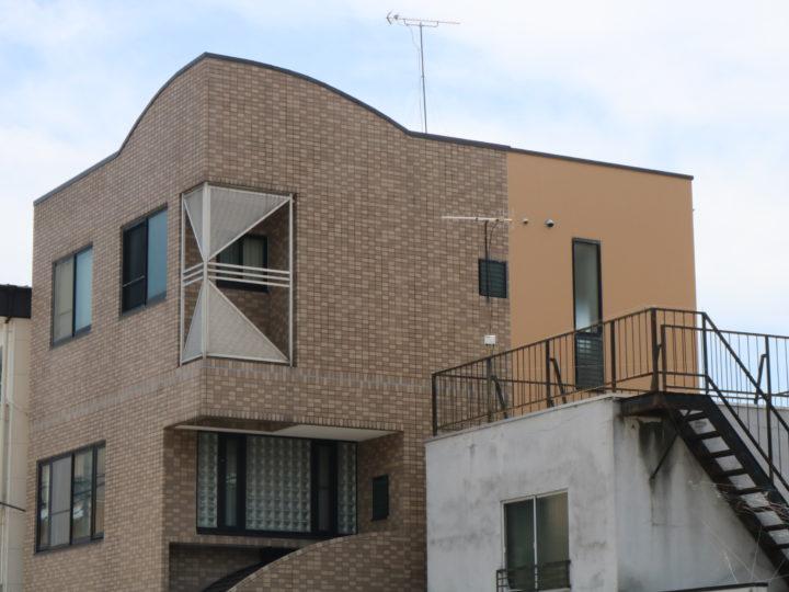 群馬県桐生市 外壁塗装工事・防水工事 K様店舗併用住宅