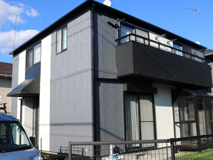 群馬県太田市 外壁塗装・屋根塗装 S様邸