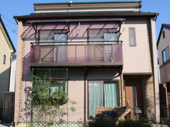 埼玉県熊谷市 外壁塗装・屋根塗装 T様邸